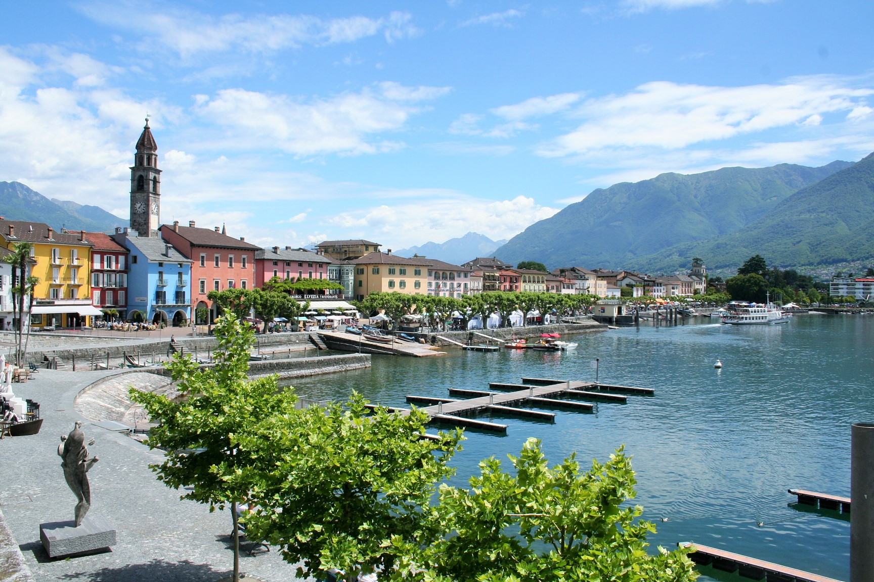 Ascona Pictures To Pin On Pinterest